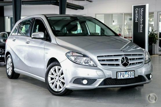 2012 Mercedes-Benz B 180 BLUEEFFICIENCY