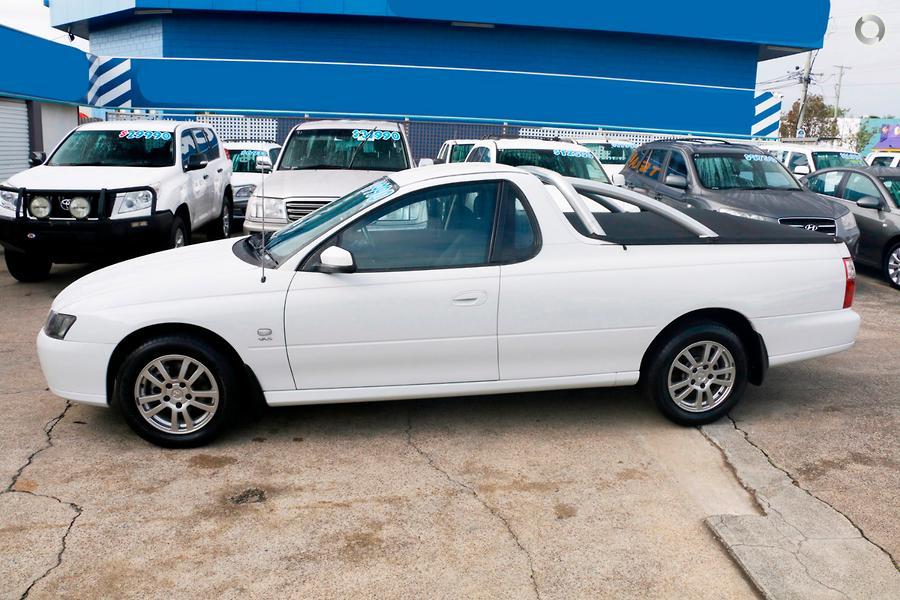 2003 Holden Ute S VY