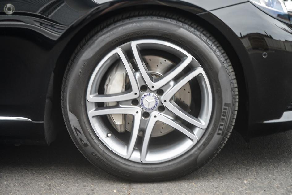 2016 Mercedes-Benz S 350 D Sedan
