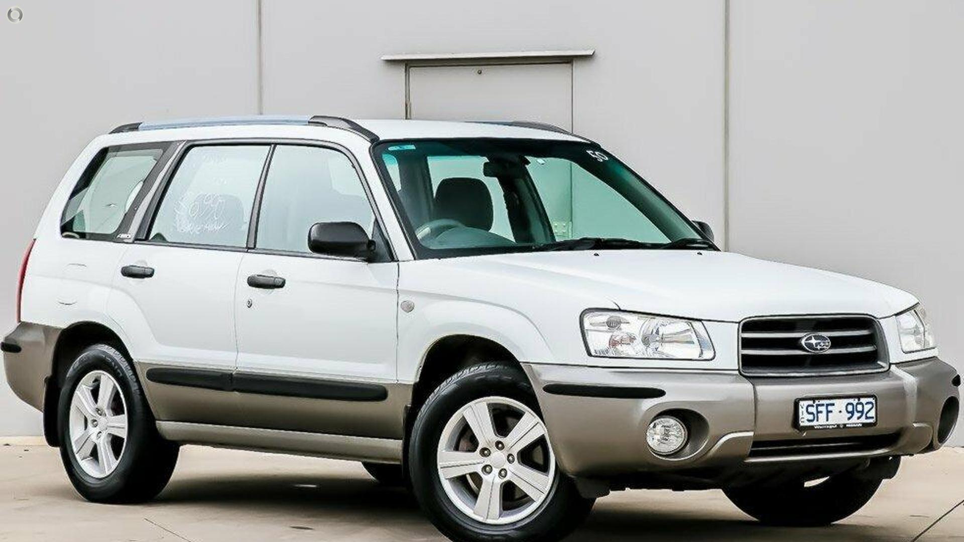 2003 Subaru Forester 79V