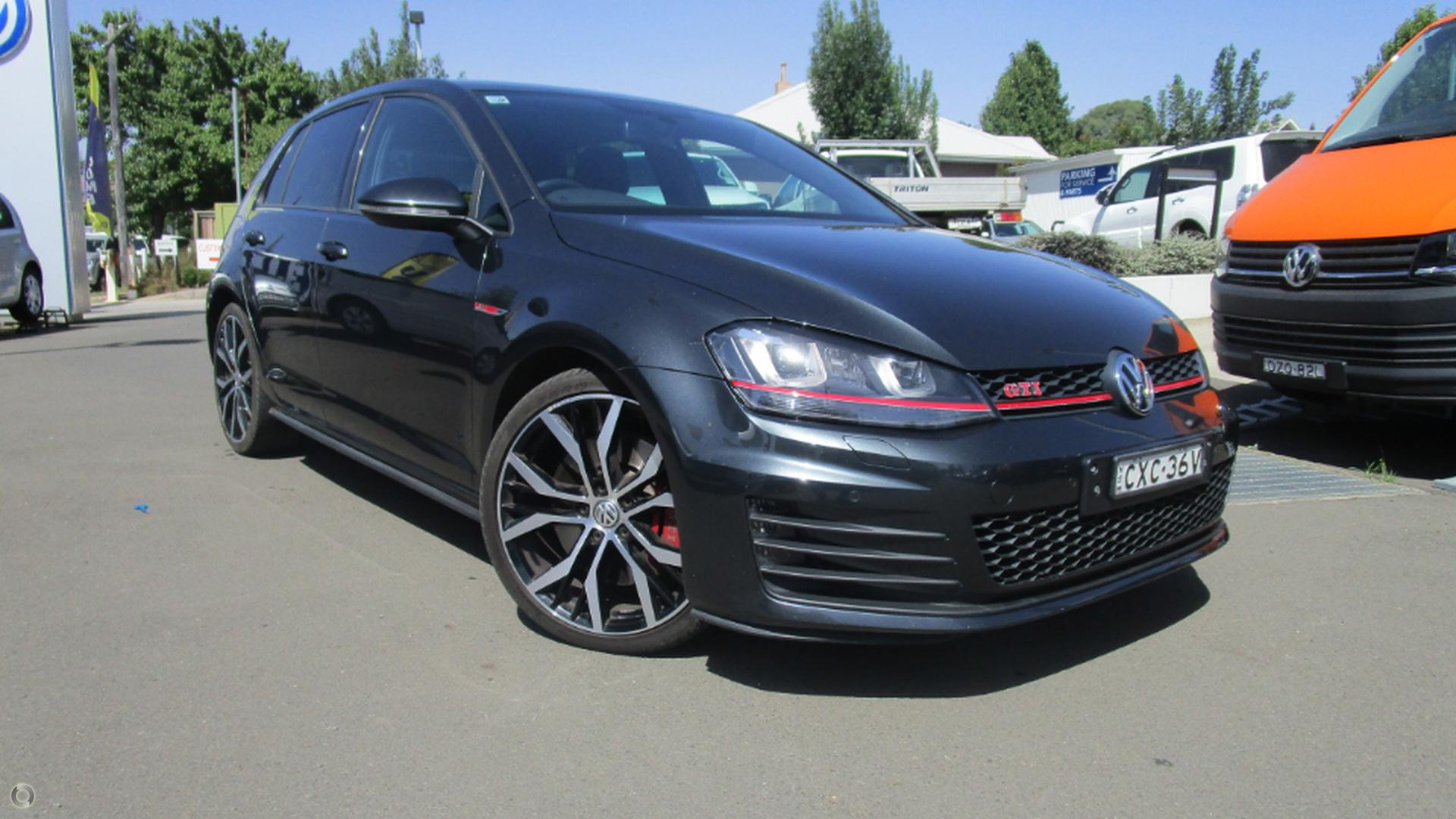 2014 Volkswagen Golf 7