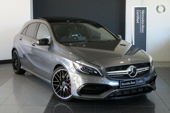 2017 Mercedes-Benz A 45 AMG