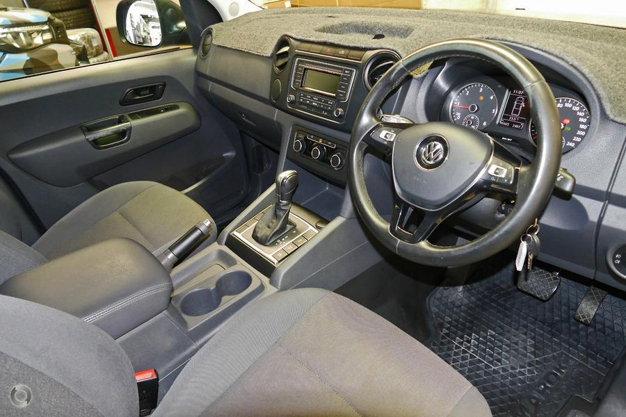 2015 Volkswagen Amarok TDI420 Core Plus 2H