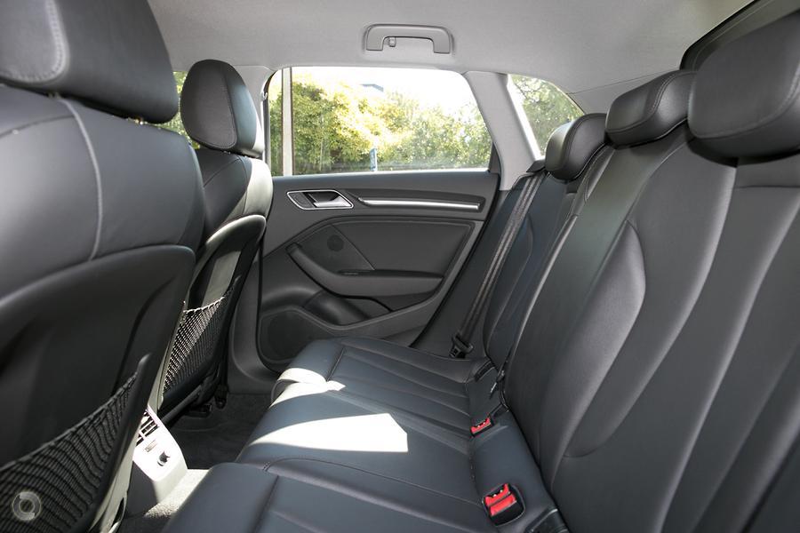 2018 Audi A3  8V