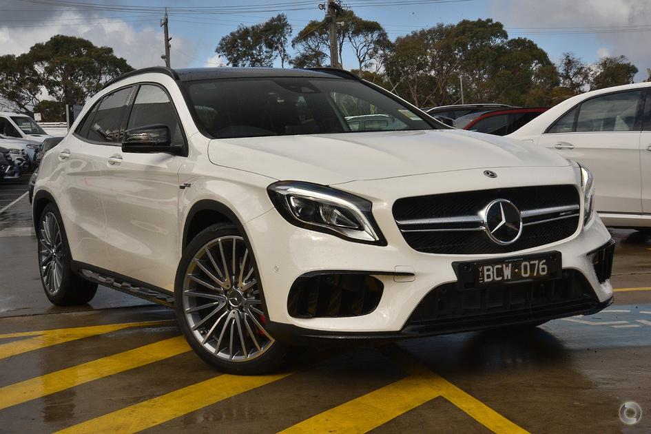 2019 Mercedes-Benz GLA 45 AMG Wagon
