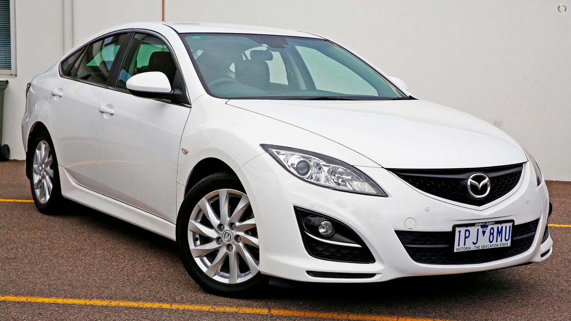 2012 Mazda 6 GH Series 2