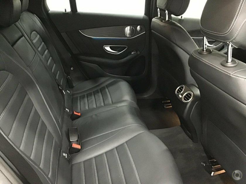 2018 Mercedes-Benz GLC 250 D Coupé