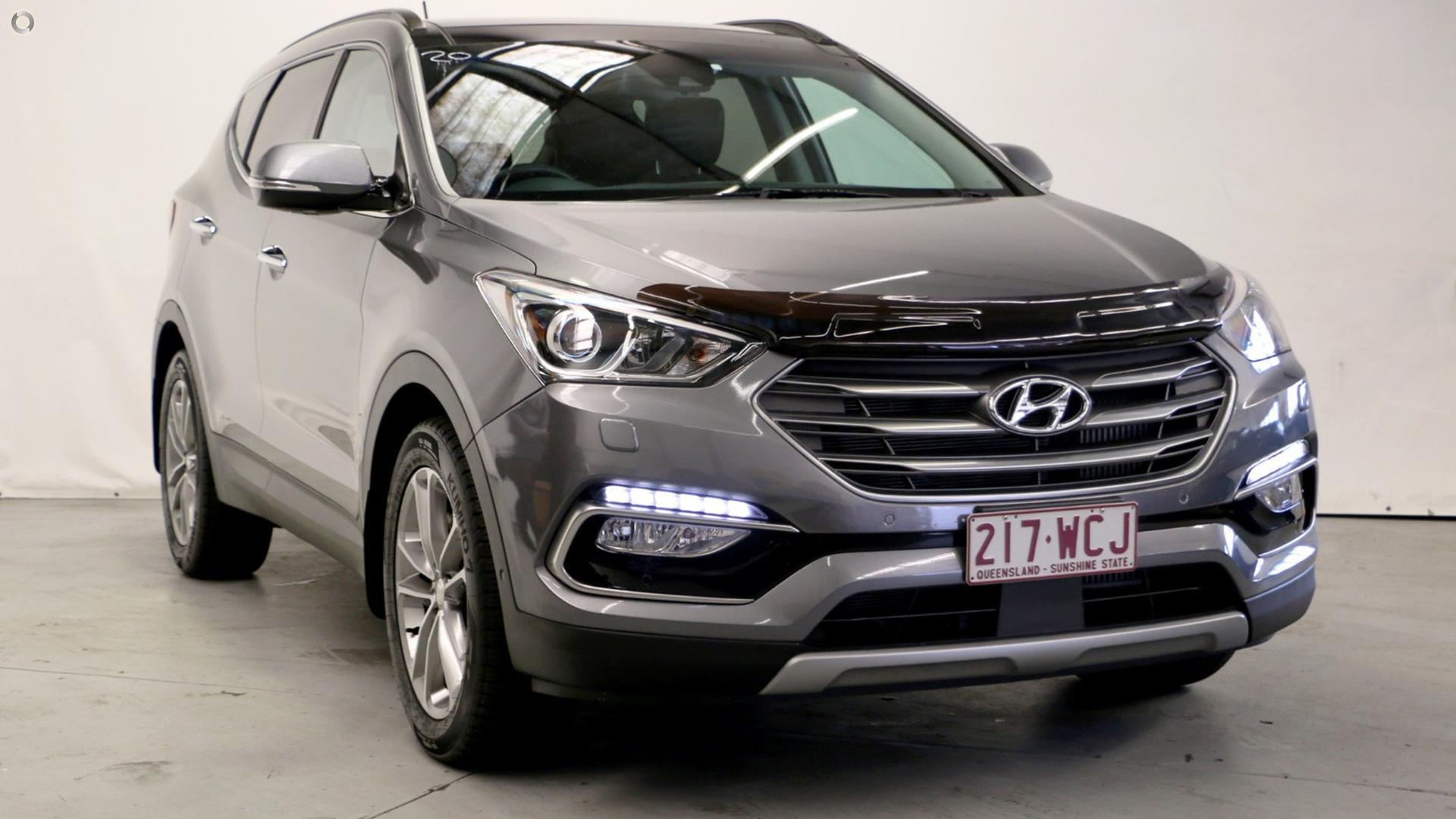 2015 Hyundai Santa Fe DM3 Series II