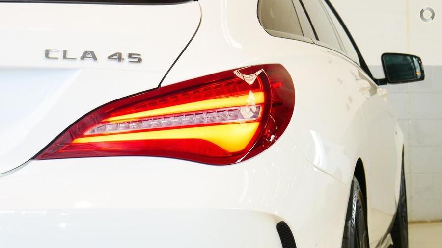 2019 Mercedes-AMG CLA 45 Shooting Brake