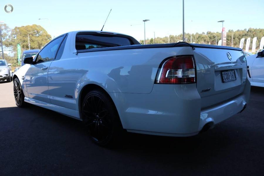 2013 Holden Ute SS V Z Series VE Series II