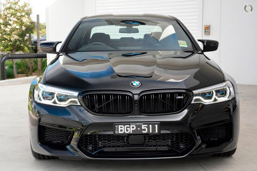 2020 BMW M5 Competition