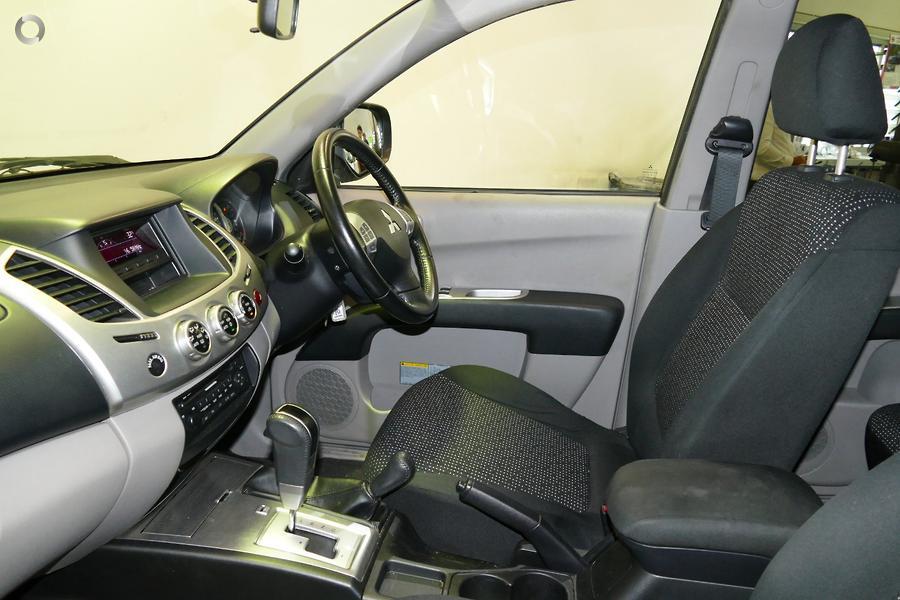 2013 Mitsubishi Triton GLX-R MN