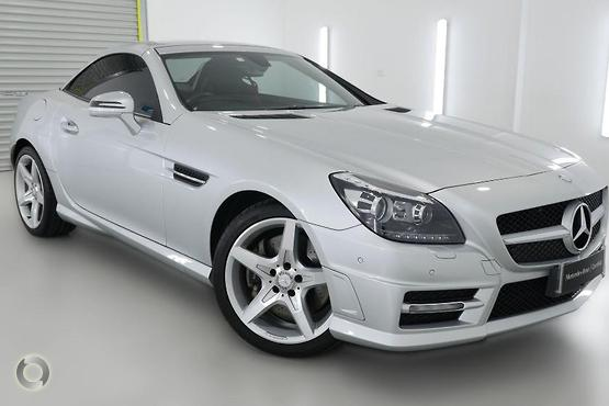 2011 Mercedes-Benz SLK 350 BLUEEFFICIENCY