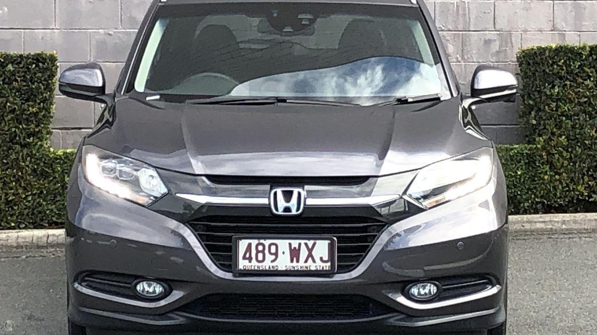 2016 Honda HR-V VTi-S (No Series)