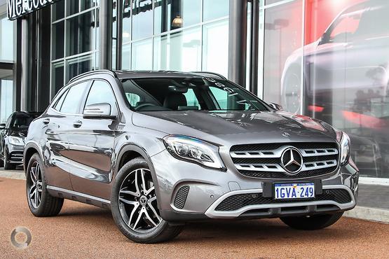 2018 Mercedes-Benz <br>GLA-CLASS