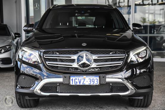 2018 Mercedes-Benz GLC 250 D
