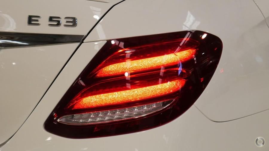 2020 Mercedes-AMG E 53 Sedan