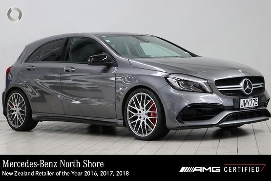 2016 Mercedes-AMG A 45