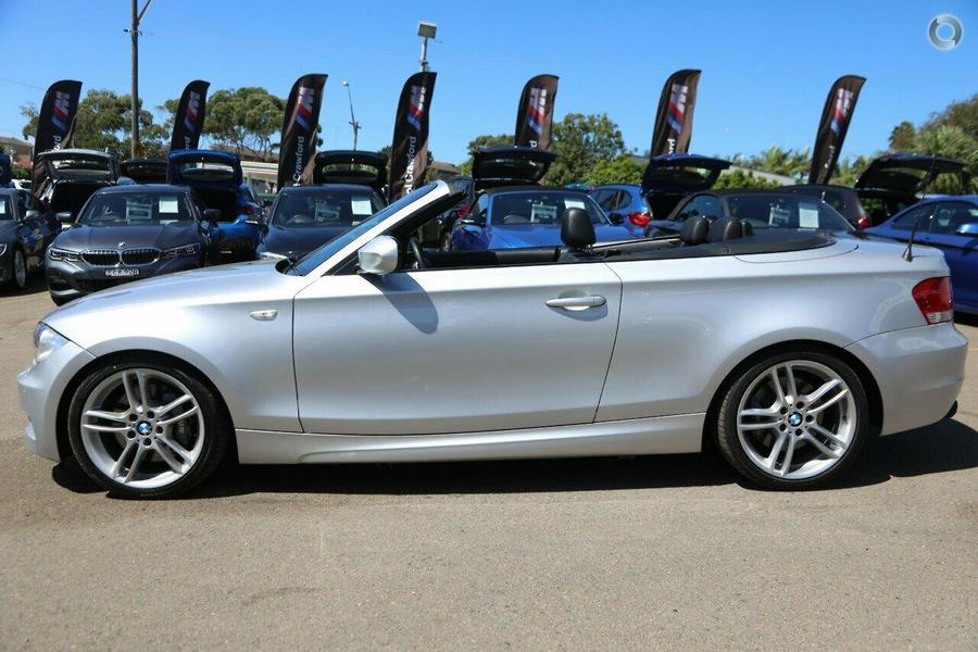 2010 BMW 135i