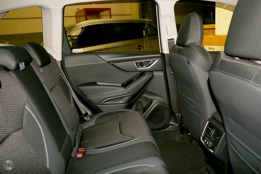 2019 Subaru Forester 2.5i Premium S5