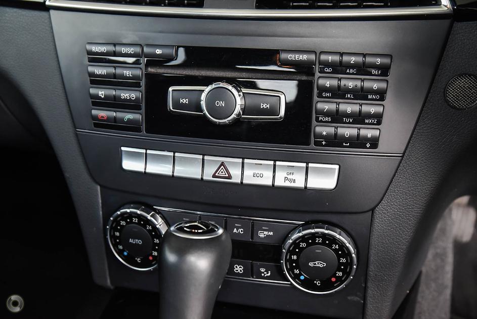 2013 Mercedes-Benz C 180 BLUEEFFICIENCY Coupe