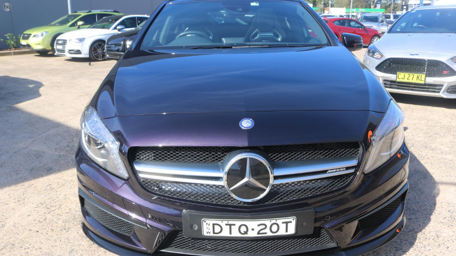 2014 Mercedes-benz A45 AMG W176