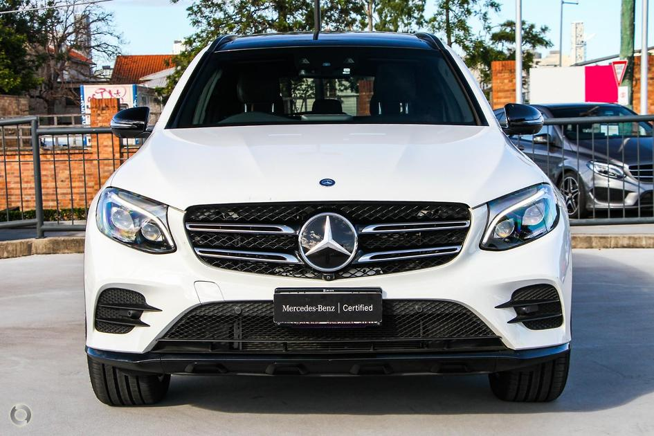 2016 Mercedes-Benz GLC 250 Wagon