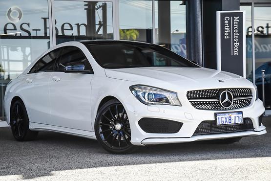 2014 Mercedes-Benz CLA 200 CDI