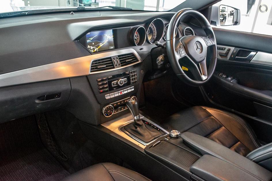 2011 Mercedes-Benz C 350 BLUEEFFICIENCY Coupé