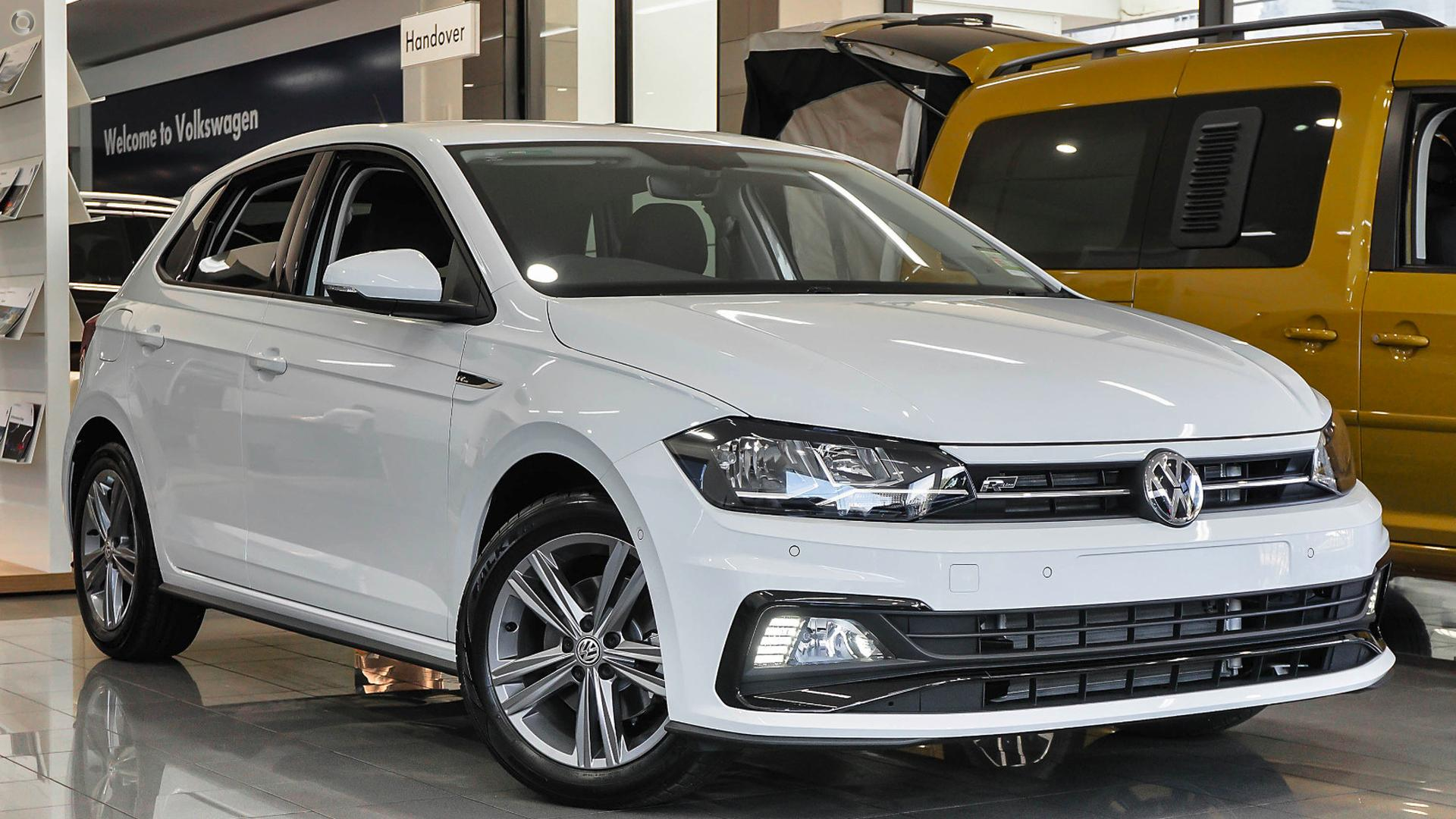 2018 Volkswagen Polo AW