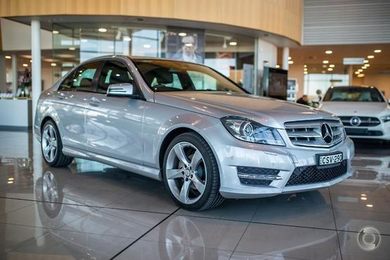 2013 Mercedes-Benz <br>C 200 CDI