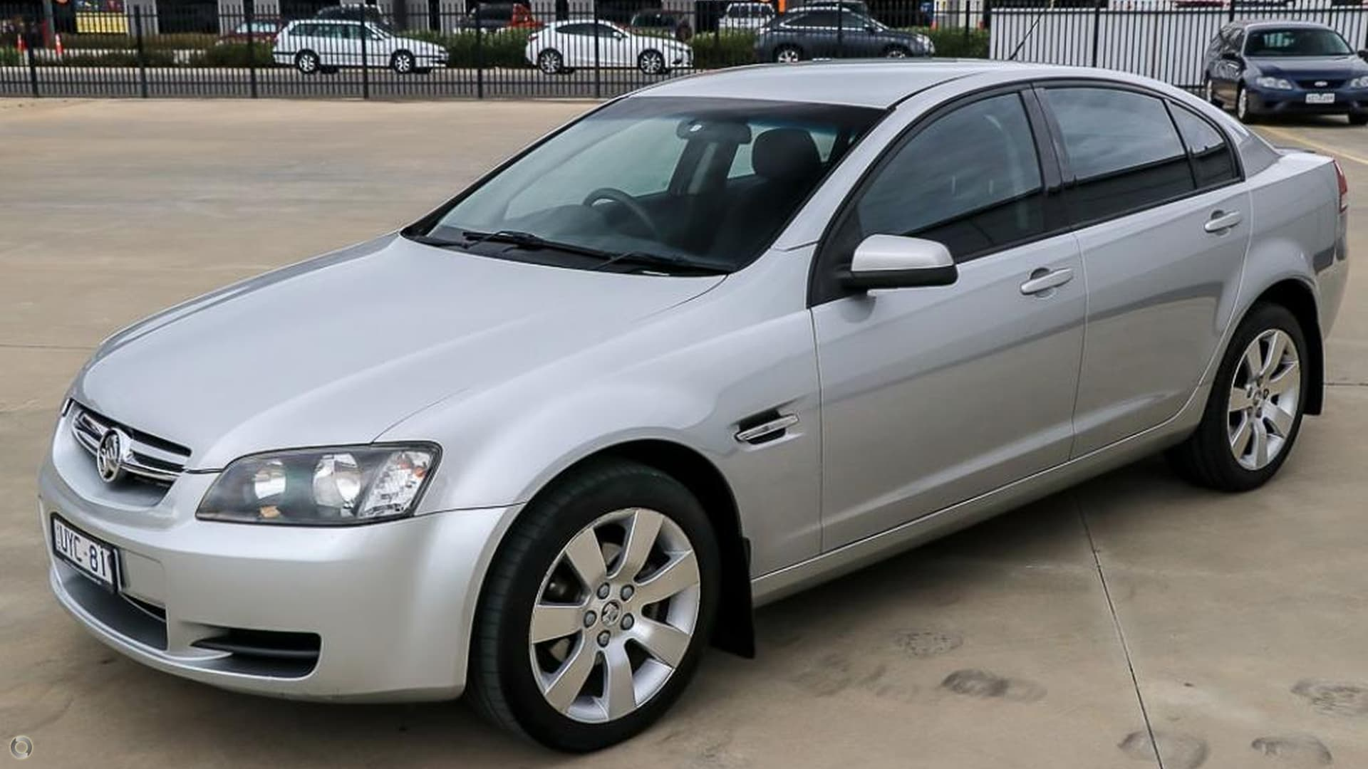 2007 Holden Commodore VE