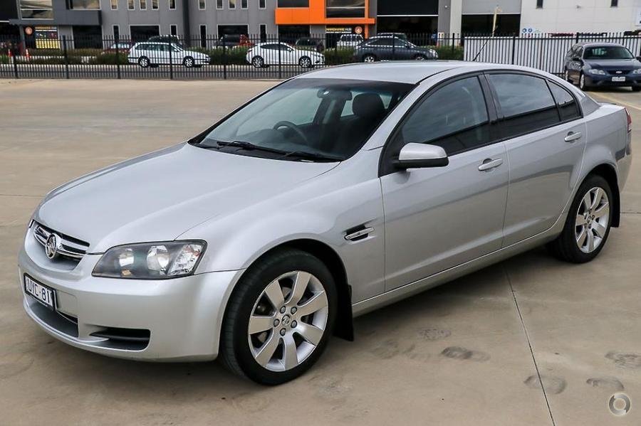 2007 Holden Commodore Lumina VE