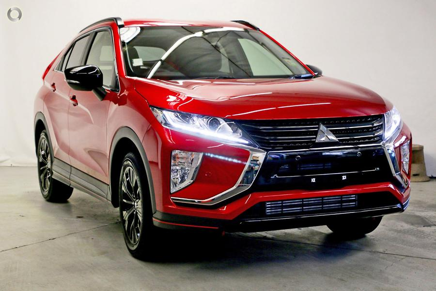 2018 Mitsubishi Eclipse Cross Black Edition YA