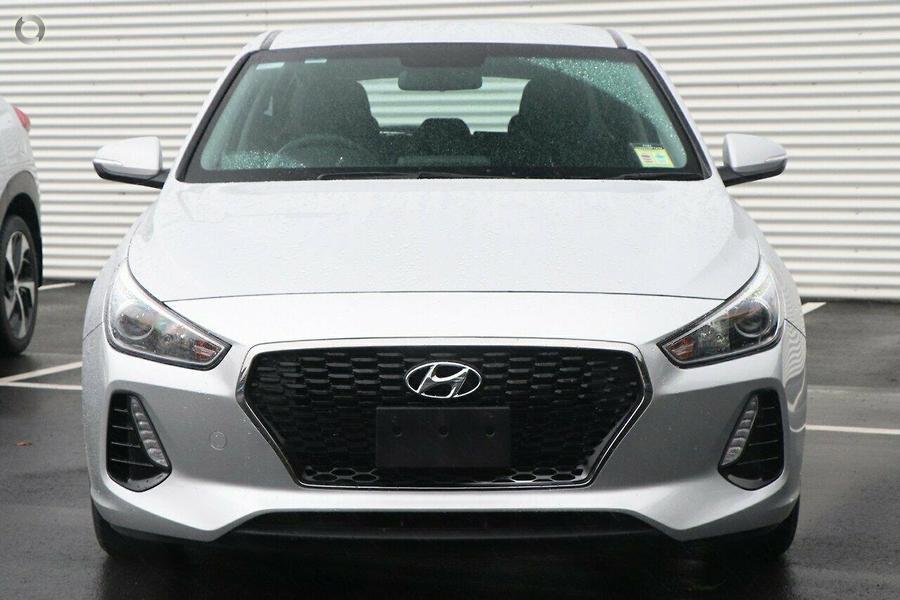 2017 Hyundai I30 Active PD