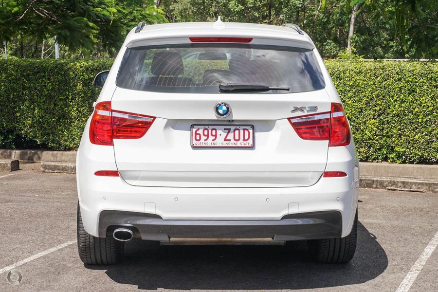 2017 BMW X3 xDrive20i