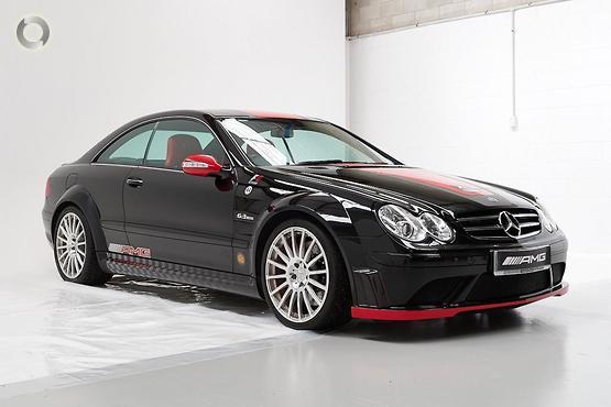 2008 Mercedes-Benz CLK 63