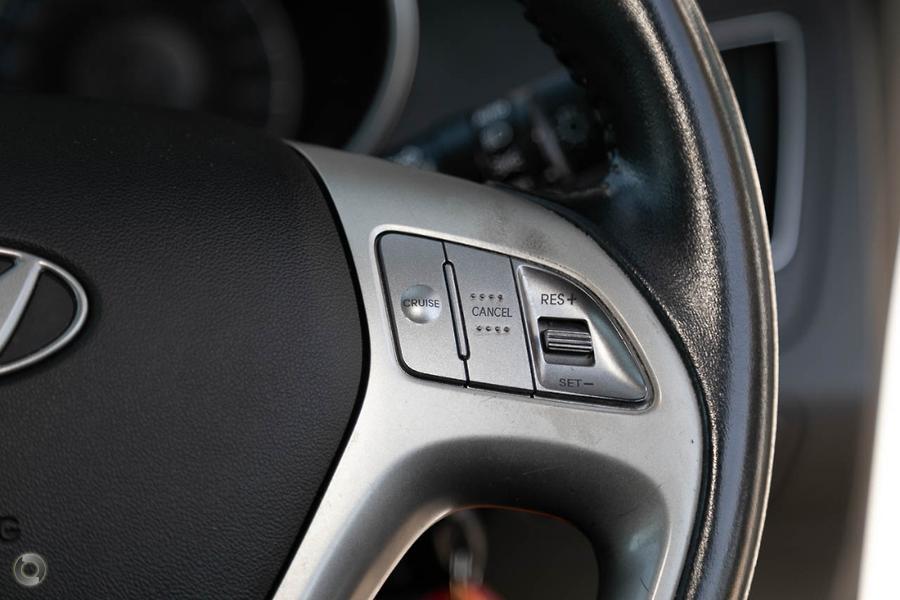 2013 Hyundai ix35 SE