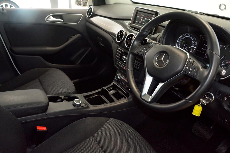 2014 Mercedes-Benz B 180 Hatch