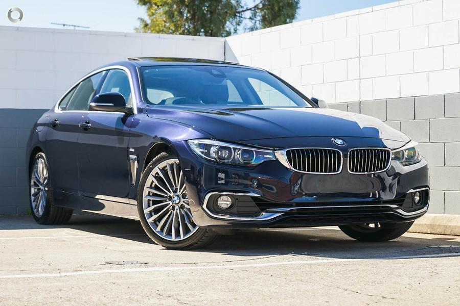 2018 BMW 420i Luxury Line