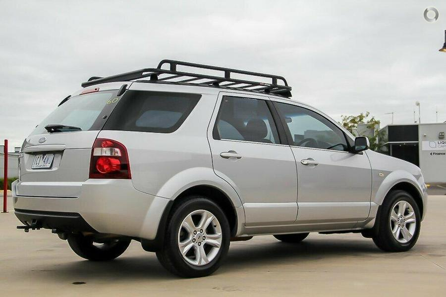 2011 Ford Territory TX SY MKII