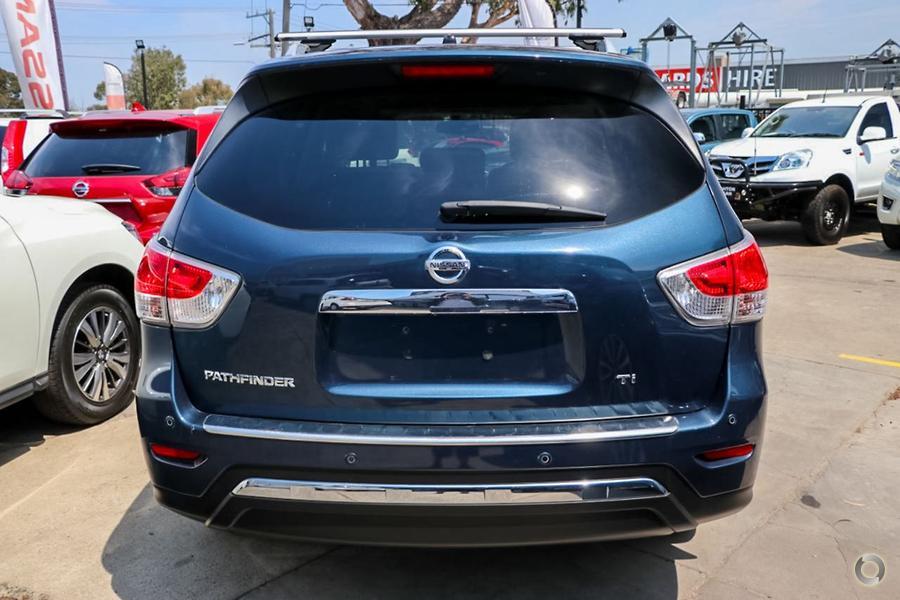 2014 Nissan Pathfinder Ti