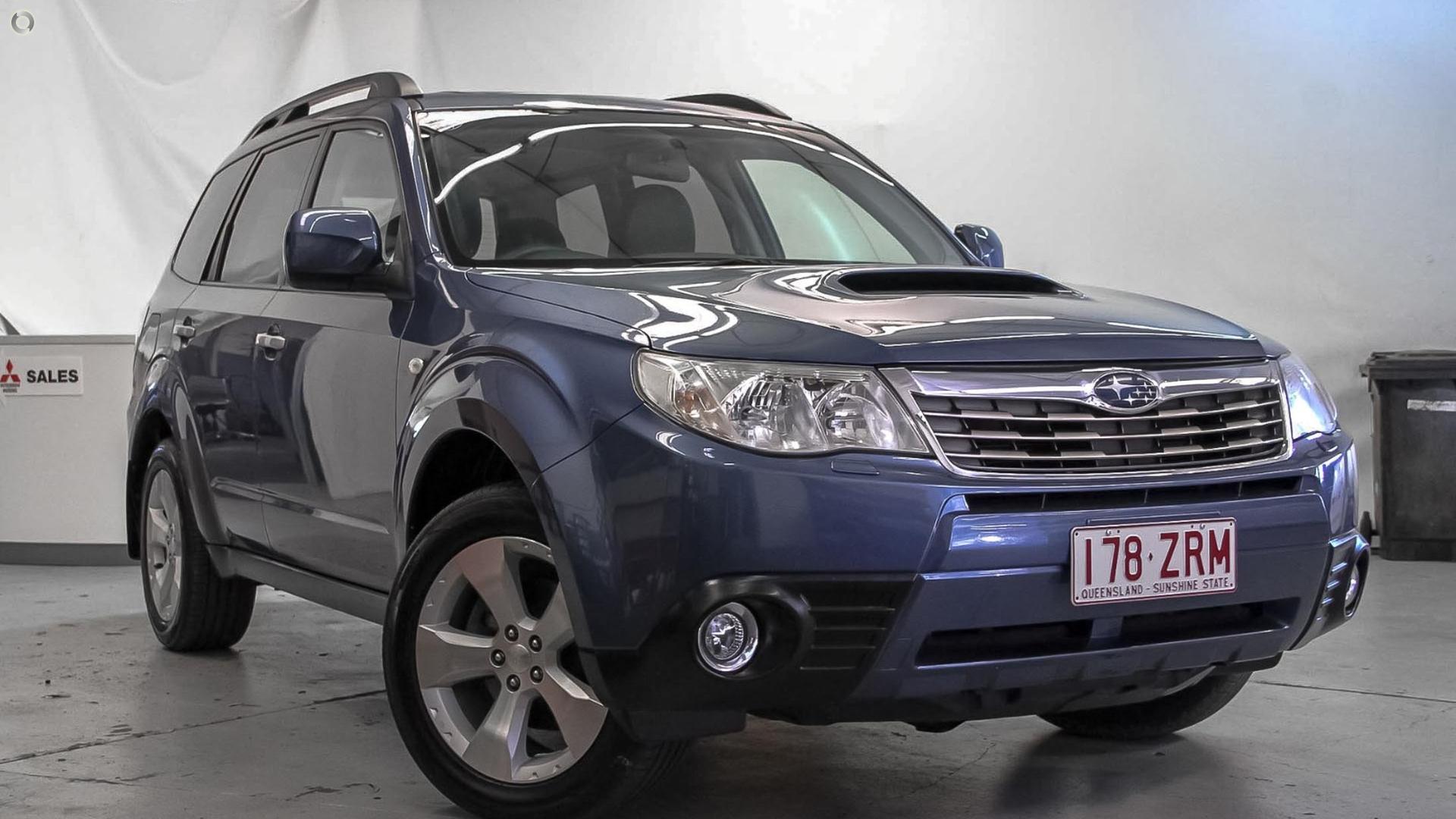 2010 Subaru Forester 2.0D Premium S3