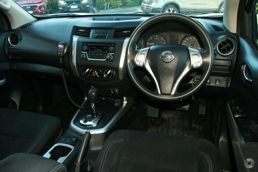 2016 Nissan Navara RX