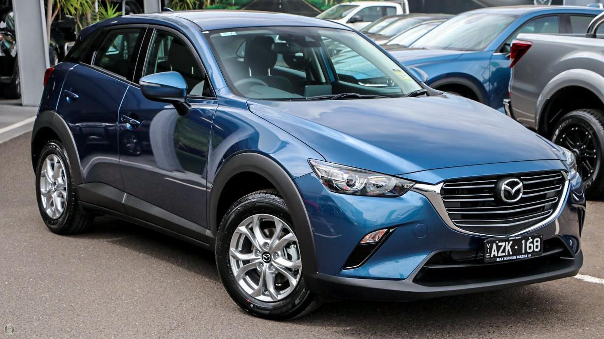 2018 Mazda Cx 3 Ma Sport Dk