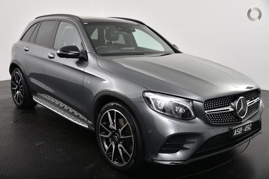 2018 Mercedes-Benz GLC 43 AMG