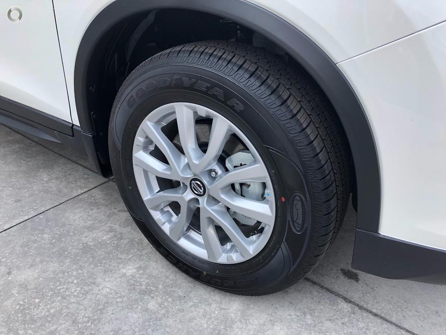 2018 Nissan X-Trail ST-L T32 Series II