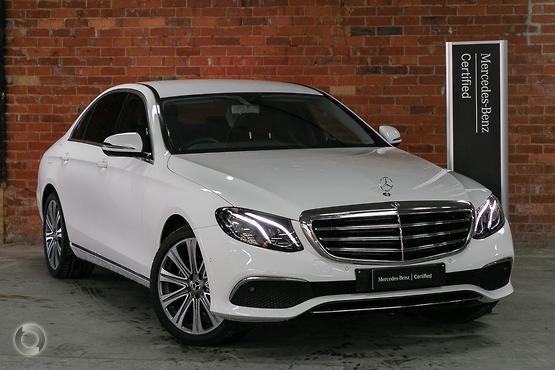 2019 Mercedes-Benz <br>E 220