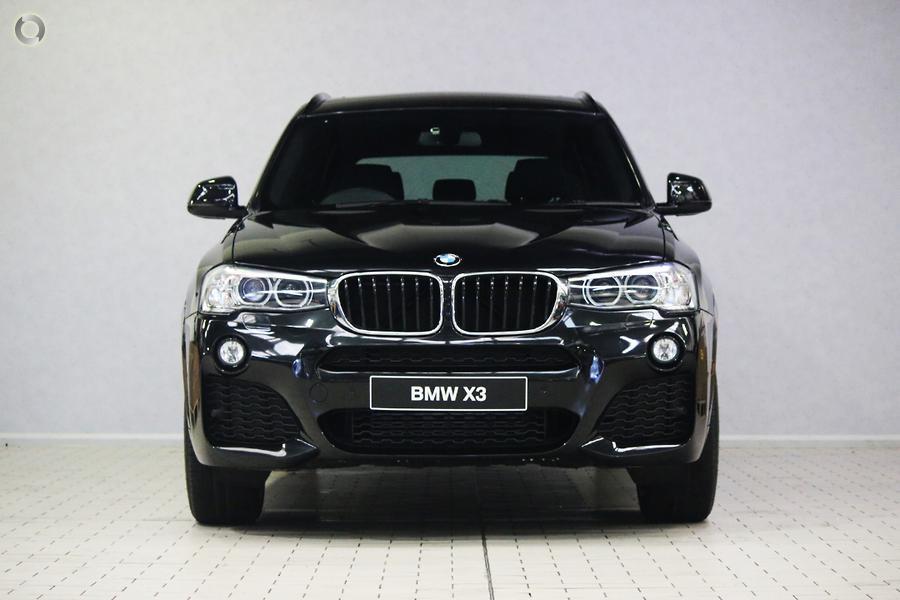 2014 BMW X3 xDrive20i