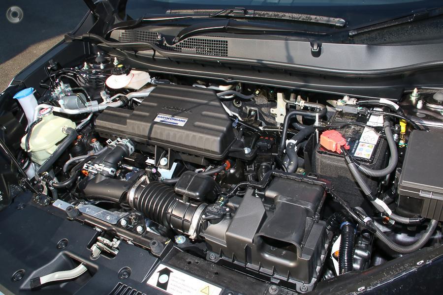 2018 Honda CR-V VTi-L RW